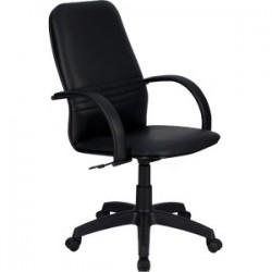 Кресло офисное Менеджер-1, экокожа