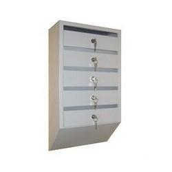 Секционные почтовые ящики «Оптима Люкс»