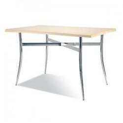 Подстолье Трейси Дуо Хром под прямоугольный стол