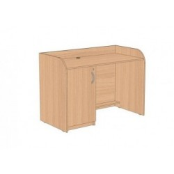 Стол преподавателя для лингафонного кабинета