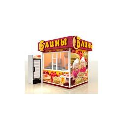 ПАВИЛЬОН «БЛИНЫ» (УЛИЧНЫЙ ФОРМАТ)