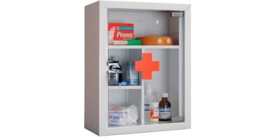 Аптечки (ящик для медикаментов)