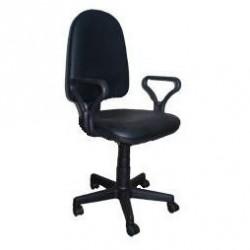 """Кресло офисное """"Престиж"""" кож.зам."""