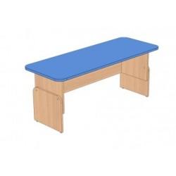 Стол 2-местный ЛДСП
